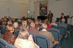 The Case for Israel at Bangor, Oct 2009