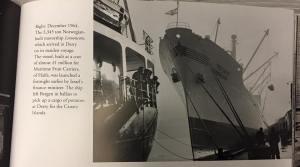 Israeli ship Derry