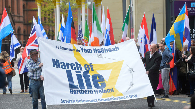 March of Life Belfast April 2017 Pacemaker
