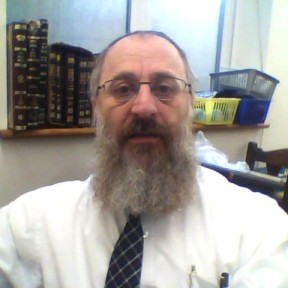 Rabbi David Singer