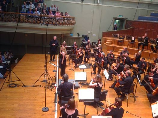 Ulster orchestra israeli 2014