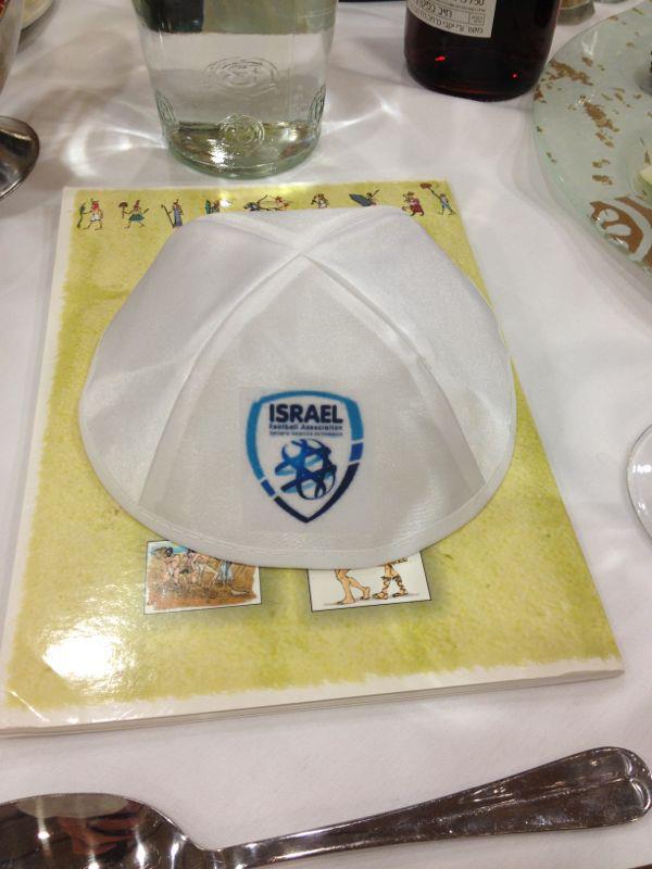 Seder kippah
