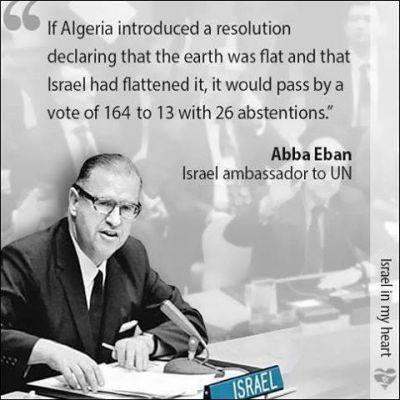 Eban at UN