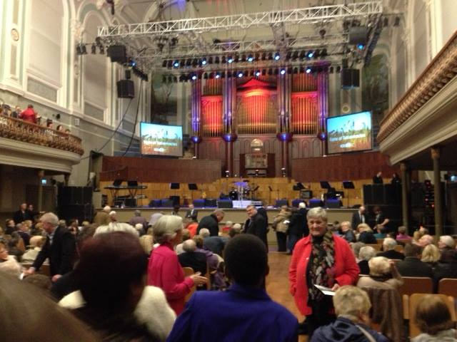 Ulster Hall 2 2014
