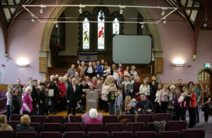 Alfreton John Peters Shalom Declaration