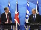 Netanyahu hammond photo