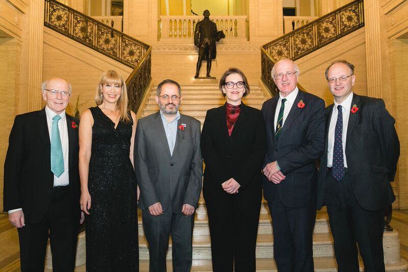 Balfour centenary speakers and vips
