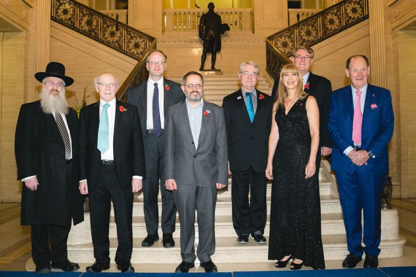 Balfour sTORMONT nOV 17 SPEAKERS