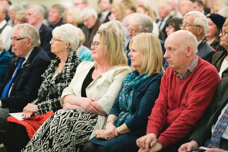 Balfour Stormont Nov 17