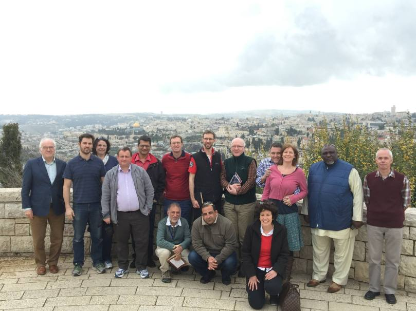 Anglo Israel association visit 2017