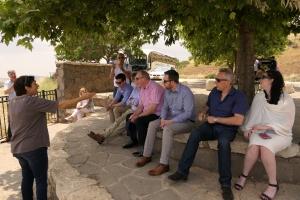 DUP Delegation Golan 2