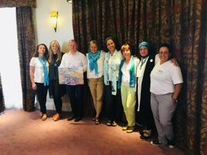 Women Wage Peace in Northern Irleand June 2018