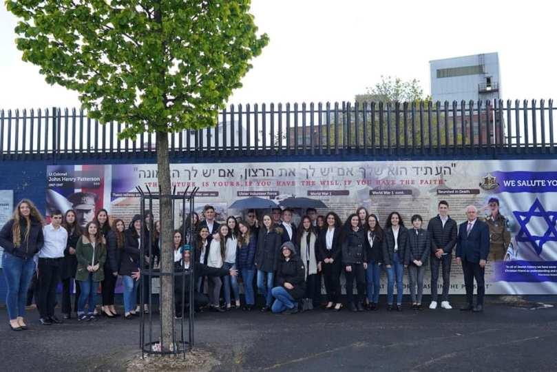 israel young ambassadors patterson northumberland may 2019