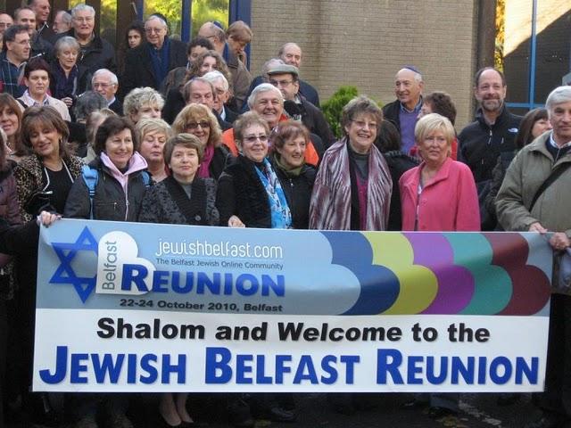 reunion1 Belfast Jewish